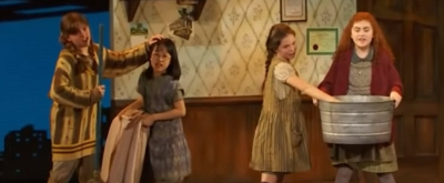 VIDEO: On This Day, November 8 - A New Tomorrow Begins With the Broadway Revival of ANNIE