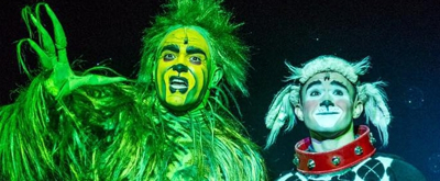 BWW Interview: Andreas Wyder of DR. SEUSS' HOW THE GRINCH STOLE CHRISTMAS at AT&T Performing Arts Center