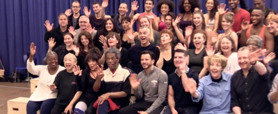 BWW TV: The Cast of Paper Mill's HALF TIME Puts on Their Dancing Shoes for a Sneak Peek!