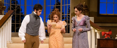 BWW Review: MISS BENNET: CHRISTMAS AT PEMBERLEY Sweeps Edmonton off its Feet