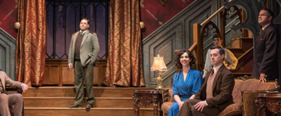 BWW Review: THE MOUSETRAP at Fulton Theatre