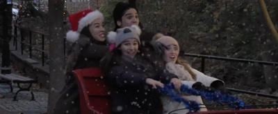 VIDEO: Paper Mill's Broadway Show Choir Gets in the Holiday Spirit with 'Sleigh Ride'