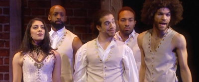 VIDEO: Get A First Look At SPAMILTON on Tour