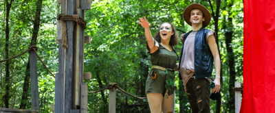 VIDEO: Get A First Look At PETER PAN: A WORLD PREMIERE MUSICAL PIRATE ADVENTURE!