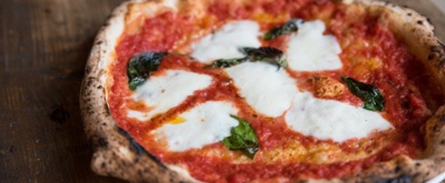 PN WOOD FIRED PIZZA in NoMad has Unlimited Christmas Pizza Event on Tuesday 12/19