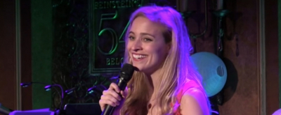 VIDEO: Princess Swap! Watch ANASTASIA's Christy Altomare Sing 'Part of Your World'