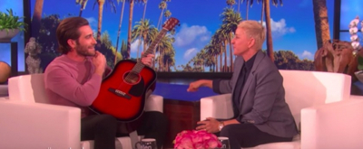 VIDEO: SEA WALL/A LIFE's Jake Gyllenhaal Shows Off Musical Ability on ELLEN