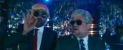 VIDEO: James Corden and Shaggy Perform a Trumped Up Remake of 'It Wasn't Me'