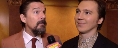 BWW TV: Go Inside Opening Night of TRUE WEST with Ethan Hawke, Paul Dano & More!