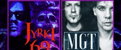 Jyrki69 Announces West Coast US Tour with MGT