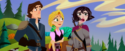 BWW Exclusive: Listen to Eden Espinosa, Mandy Moore, Zachary Levi Sing on RAPUNZEL'S TANGLED ADVENTURE