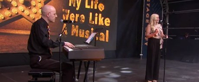 VIDEO: The Cast of I WISH MY LIFE WERE LIKE A MUSICAL Perform at West End Live