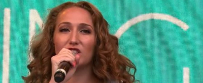 VIDEO: Emma Kingston Performs at West End Live