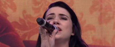 VIDEO: Danielle Hope Performs at West End Live