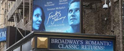 BWW TV: On the Red Carpet at FRANKIE AND JOHNNY IN THE CLAIR DE LUNE