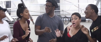 VIDEO: In Rehearsal For AIN'T MISBEHAVIN' At Signature Theatre