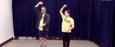DANCE CAPTAIN DANCE ATTACK: Ben Learns to Love His Neighbor with THE PROM's Jack Sippel!
