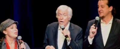 VIDEO: Dick Van Dyke And Vantastix Perform A MARY POPPINS Classic