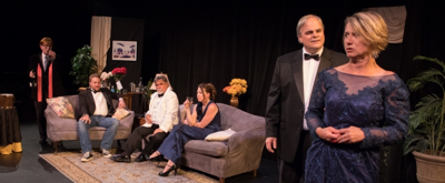 Photo Coverage: First look at Evolution Theatre Company's VERONICA'S POSITION