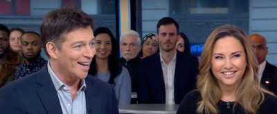 VIDEO: Broadway Vet Harry Connick Jr. & His Wife Help Raise Awareness For Early Cancer Screenings