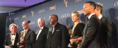 VIDEO: John Legend, Andrew Lloyd Webber, and Tim Rice Talk JESUS CHRIST SUPERSTAR Backstage at the Emmys