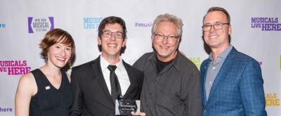 BETWEEN THE SEA AND SKY, AN AMERICAN HERO, and More Win Big at NYMF