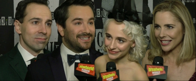 BWW TV: BEETLEJUICE, BEETLEJUICE, BEETLEJUICE Celebrates Opening Night on Broadway!