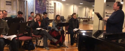 VIDEO: In Rehearsal With FIORELLO! At 42nd Street Moon
