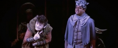 VIDEO: First Look at 'Out There' From 5th Avenue Theatre's HUNCHBACK OF NOTRE DAME