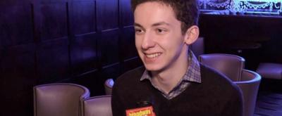 BWW TV: From High School to Broadway- Meet Broadway's New Evan Hansen, Andrew Barth Feldman!