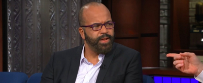 VIDEO: Jeffrey Wright Has Seen A Lot Of Flesh While Shooting 'Westworld'