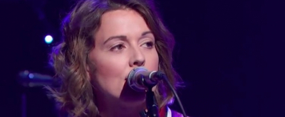 VIDEO: Watch Brandi Carlile Perform 'Hold Out Your Hand' on FULL FRONTAL WITH SAMANTHA BEE