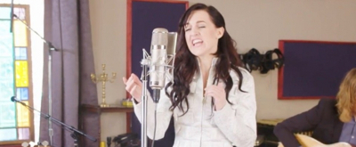 BWW Exclusive: Watch Lena Hall Channel Her Inner Elton John with 'Take Me to the Pilot'