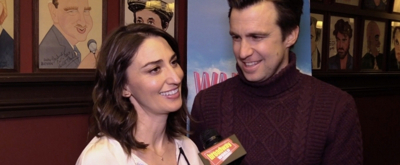BWW TV: Broadway BFFs Sara Bareilles & Gavin Creel Are Getting Ready to Join Forces in WAITRESS!