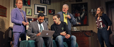 BWW TV: Watch Highlights from MTC's THE NAP on Broadway!