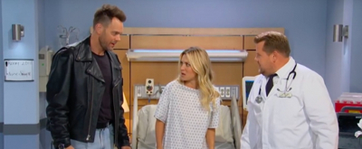 VIDEO: Kaley Cuoco and Joel McHale Act in a Drake Lyrics Soap Opera on THE LATE LATE SHOW