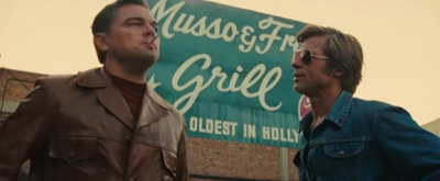 VIDEO: Watch the New Trailer for ONCE UPON A TIME... IN HOLLYWOOD