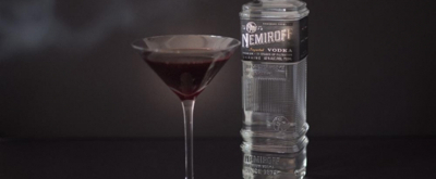 The Darkside Cocktail by NEMIROFF is Perfect for Halloween Parties
