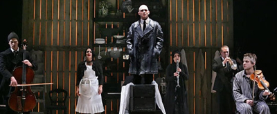 #TBT: SWEENEY TODD Attends The Tale on Broadway!