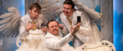 VIDEO: See The Cast of AN ACT OF GOD at Signature Theatre In Action!