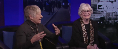Theater Talk: Estelle Parsons and Patricia Bosworth on The Actors Studio!