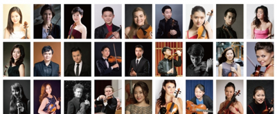 Quarterfinalists Announced For The 2nd Shanghai Isaac Stern International Violin Competition
