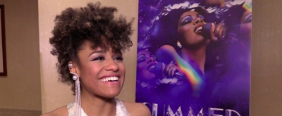 BWW TV: This Cast is Hot Stuff! Go Inside Opening Night of SUMMER: THE DONNA SUMMER MUSICAL!