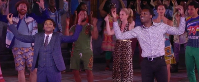 BWW TV: The Blue Cast of Public Works' Production of TWELFTH NIGHT at the Delacorte Theatre