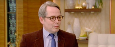 VIDEO: Matthew Broderick Discusses Making West End Debut in THE STARRY MESSENGER