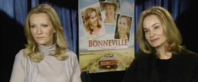 BWW TV: Joan Allen and Jessica Lange Discuss 'Bonneville'