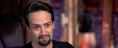 VIDEO: Lin-Manuel Miranda Talks Bringing HAMILTON to Puerto Rico on CBS Sunday Morning
