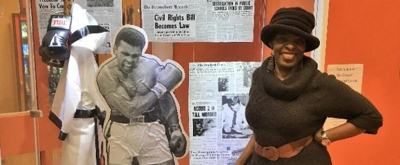 BWW Review:  In This Corner:  Cassius Clay