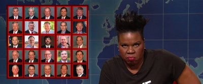 VIDEO: Leslie Jones Takes on the Alabama Abortion Ban on SNL