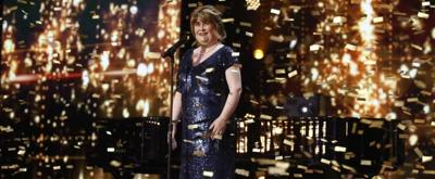 VIDEO: Susan Boyle Earns Golden Buzzer on AMERICA'S GOT TALENT: THE CHAMPIONS